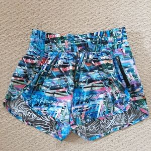 Lululemon Seawheeze Tracker Shorts